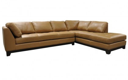Esport Leather Sectional