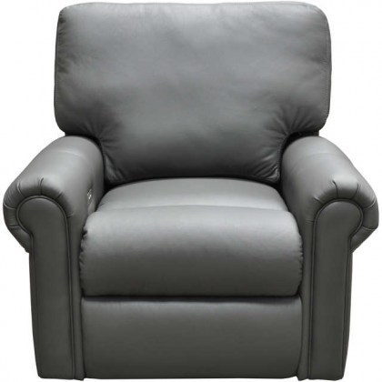 Fairfax Leather Power Recliner