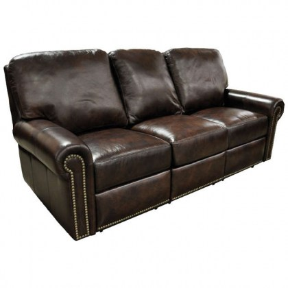 Fairfield Leather Sleeper Sofa