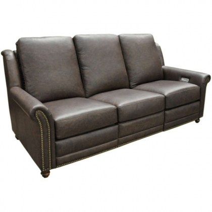 Cornell Leather Reclining Sofa