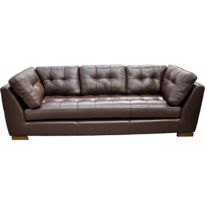 Juna Leather Sofa