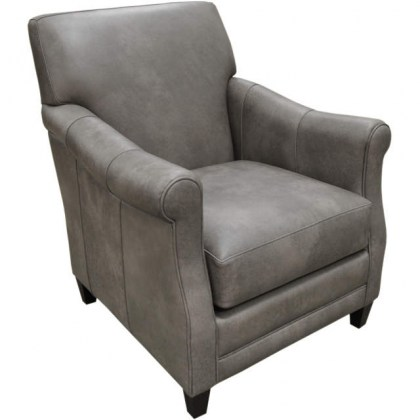 Kenya Leather Chair