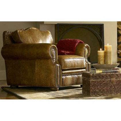 Laredo Leather Chair