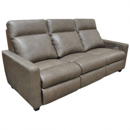 Legacy Power Reclining Sofa with Adjustable Headrest