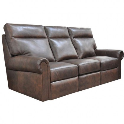 Logic Power Reclining Sofa With Electric Headrest