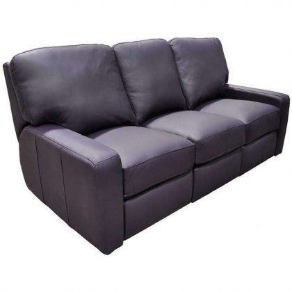 Marlin Leather Reclining Sofa