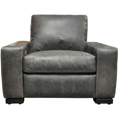 Maximo Leather Power Recliner