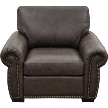 Milo 3 Leather Chair