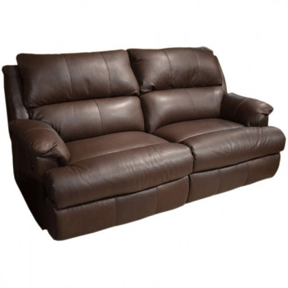 Nicholas Leather Reclining Sofa