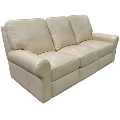 Paramount Reclining Leather Sofa