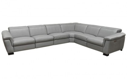 Bergamo Ponza Power Sectional