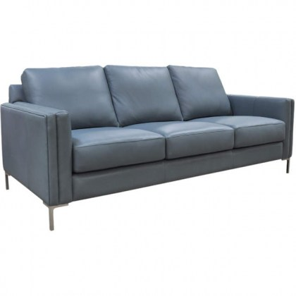 Posie Leather Sofa - Modern Furniture