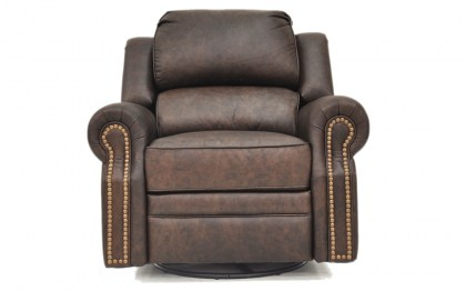 San Juan Leather Recliner
