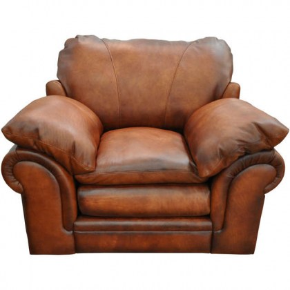 Santa Barbara Leather Chair