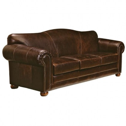 Sedona Leather Sofa