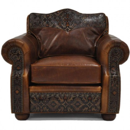 Stetson Leather Chair