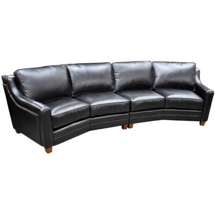 4 Cushion Conversation Sofa