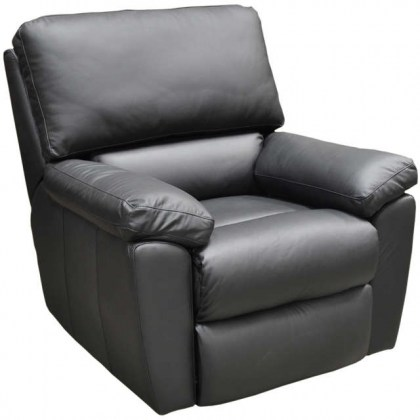 Vermont Leather Recliner