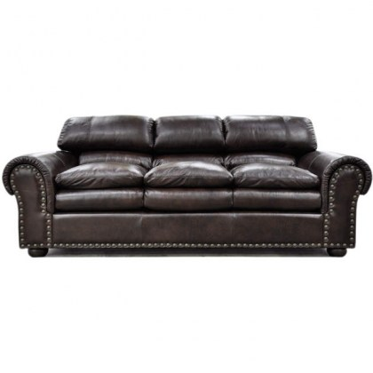 Williamsburg Leather Sofa Sleeper