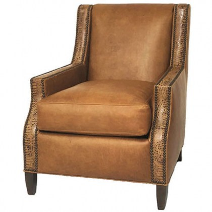 Theodora Leather Chair