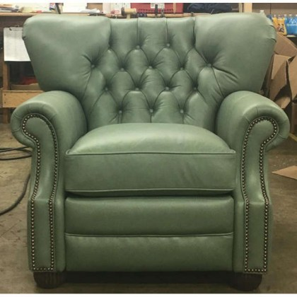 Tufted Chesterfield Recliner