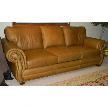 Rivers Leather Sofa