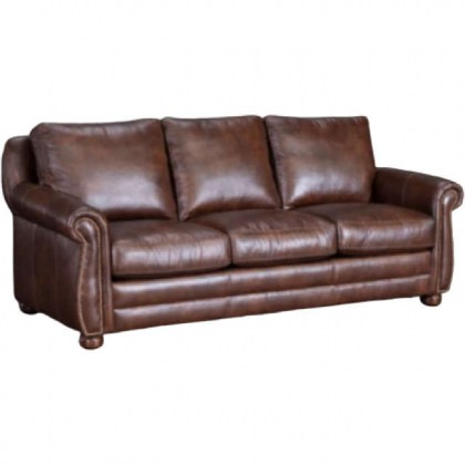 Chapman Leather Sofa