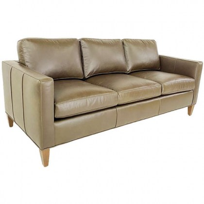 Haywood Leather Sofa