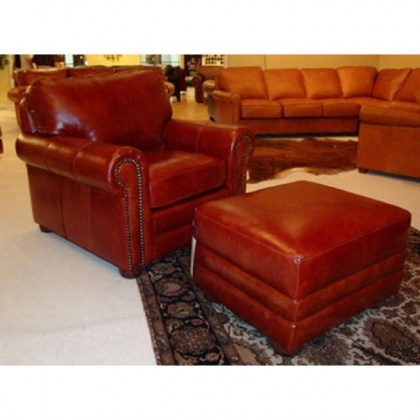 Ritz Leather Chair