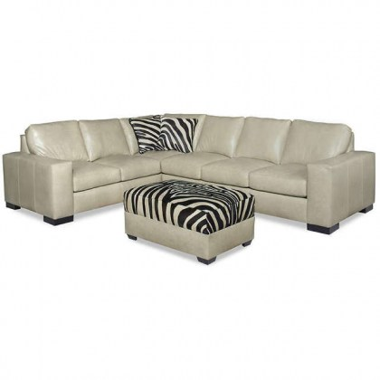 Chesapeake Leather Sectional