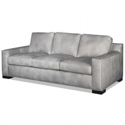 Teddy Leather Sofa - Made in American