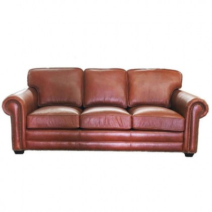 Isenhour Leather Sofa