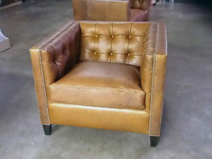 Lowery Leather Chair