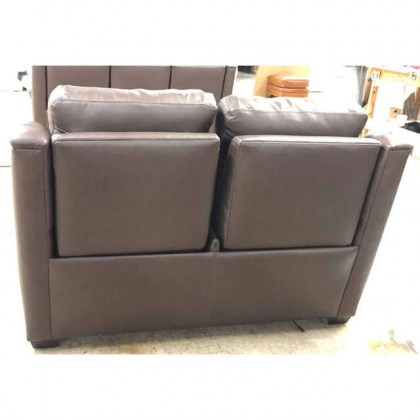 Newport Leather Power Reclining Loveseat