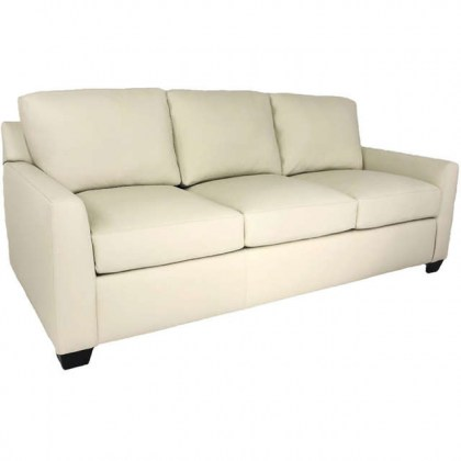 Peters Leather Loveseat