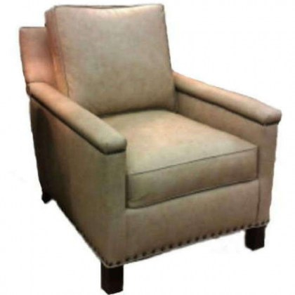 Hawkins Leather Chair