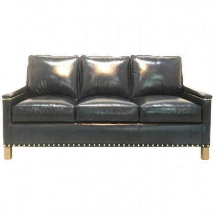 Hawkins Leather Sofa