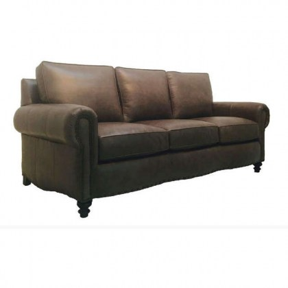 Port Leather Sofa