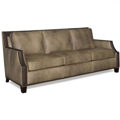Stockton Leather Sofa