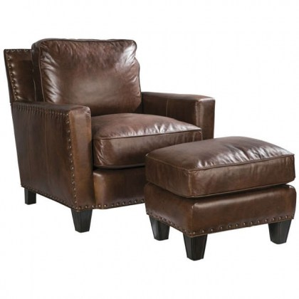 Alvarado Leather Chair