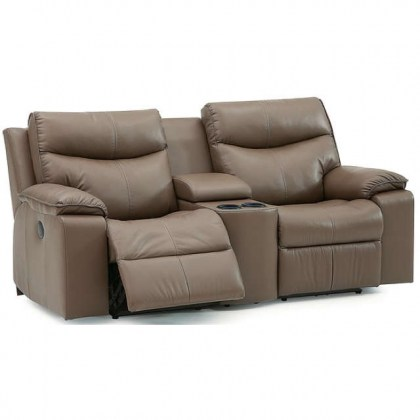 Providence Leather Home Theater Seating