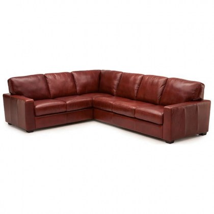 Westend Leather Sectional Sofa