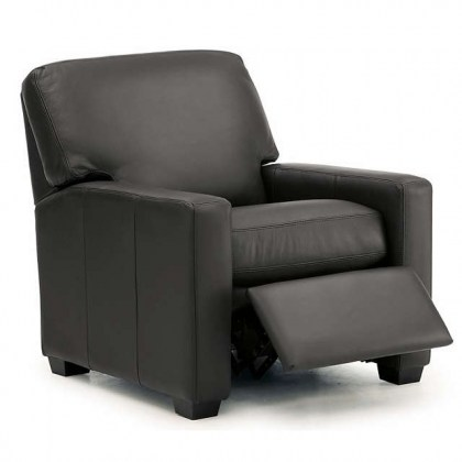 West End Leather Recliner