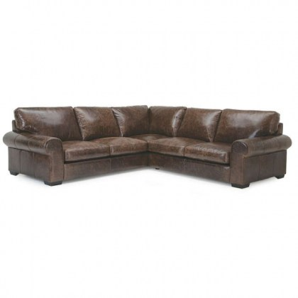 Barrington Leather Sectional
