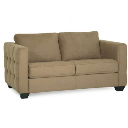 Barrett Leather Loveseat