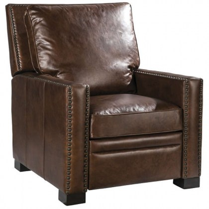 Britt Leather Recliner