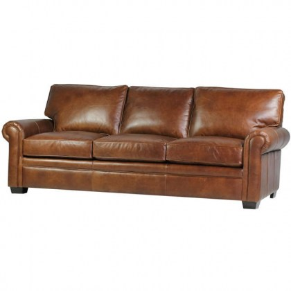Gunner Leather Sofa