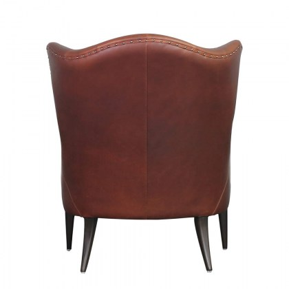 Marley Leather Chair