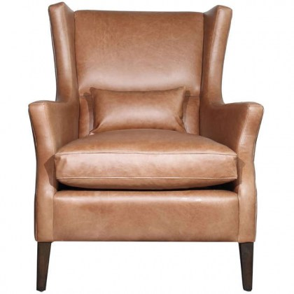 Chip Leather Chair