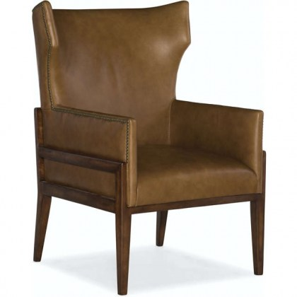 Burrell Leather Chair